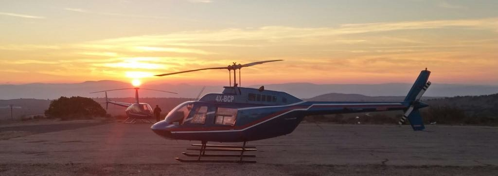 Israel Helicopter Tours